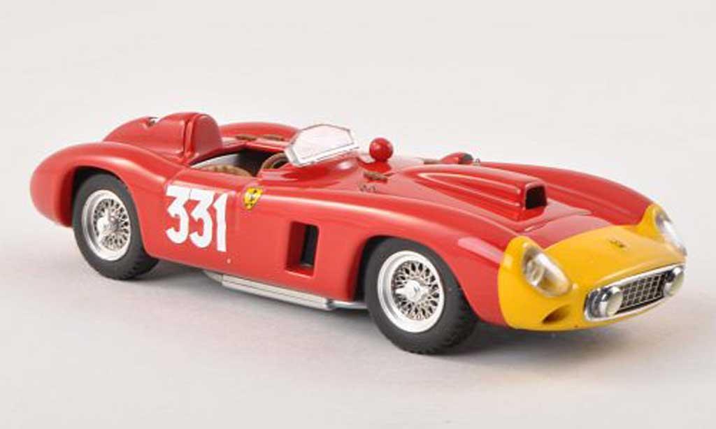 Ferrari 290 1956 1/43 Art Model MM No.331 Targa Florio/Giro di Sicilia  Castellotti/Rota  diecast