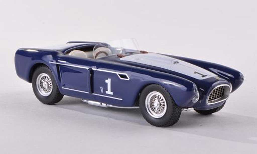 Ferrari 340 1/18 Art Model Mexico Spider No.1 Bridgehampton 1953W.Spear miniature