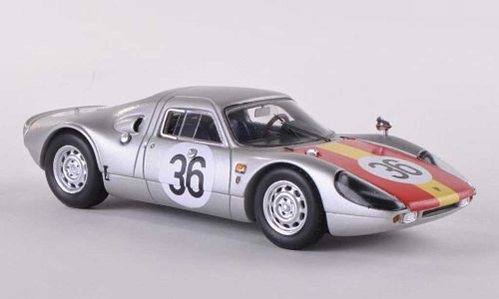 Porsche 904 1965 1/43 Spark No.36 24h Le Mans G.Fischaber/G.Koch miniature