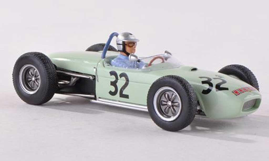 Lotus 18 1/43 Spark No.32 Monaco GP 1961 Cliff Allison miniature