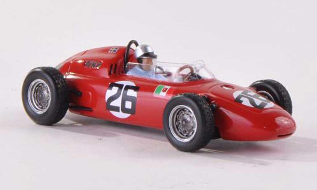 Porsche 718 1/43 Spark 1962 No.26 GP Deutschland N.Vaccarella miniature