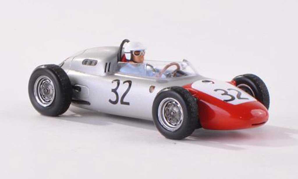 Porsche 718 1/43 Spark 1962 No.32 GP Deutschland H.Walter miniature