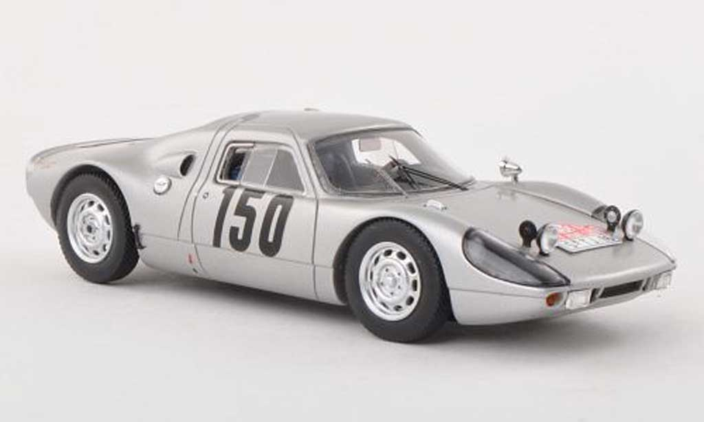 Porsche 904 1965 1/43 Spark No.150 Rally Monte Carlo Bohringer/Wutherlich miniatura