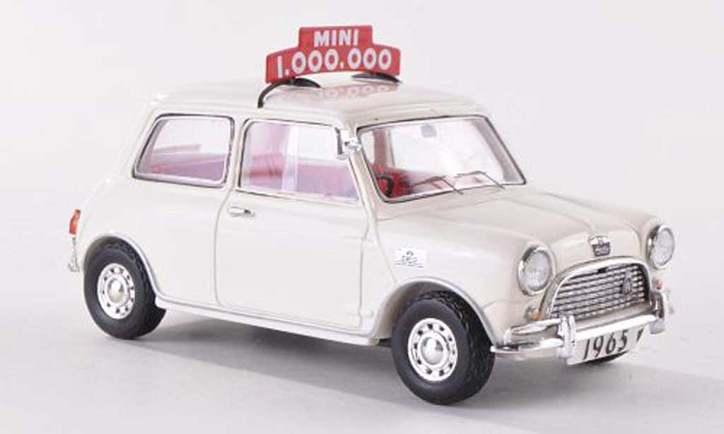 Austin Mini Cooper 1/43 Spark 1 Milionth diecast model cars
