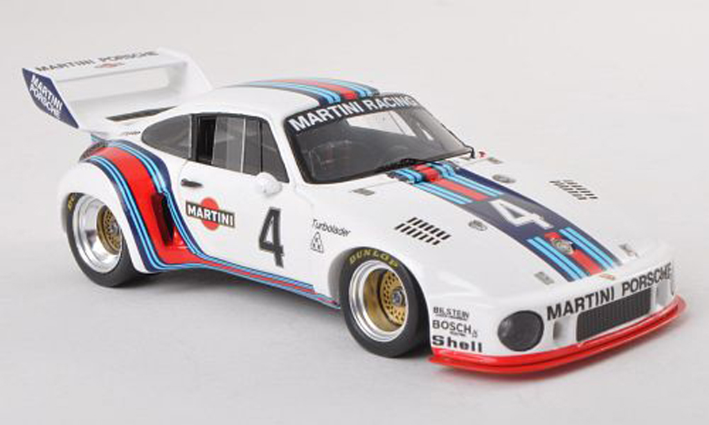 Porsche 935 1976 1/43 Spark No.4 Martini Racing 6h Mugello J.Ickx/ J.Mass diecast model cars