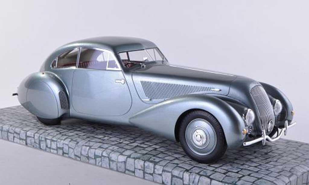 Bentley Embiricos 1/18 Minichamps gris 1938 miniature