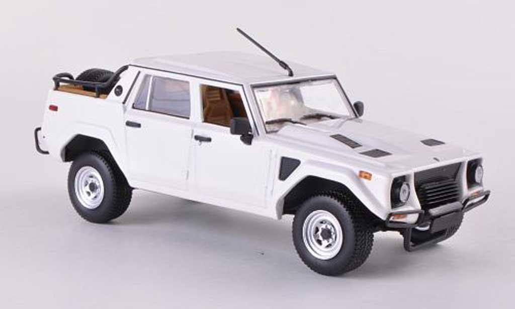 Lamborghini LM 2 1/43 Minichamps white 1984