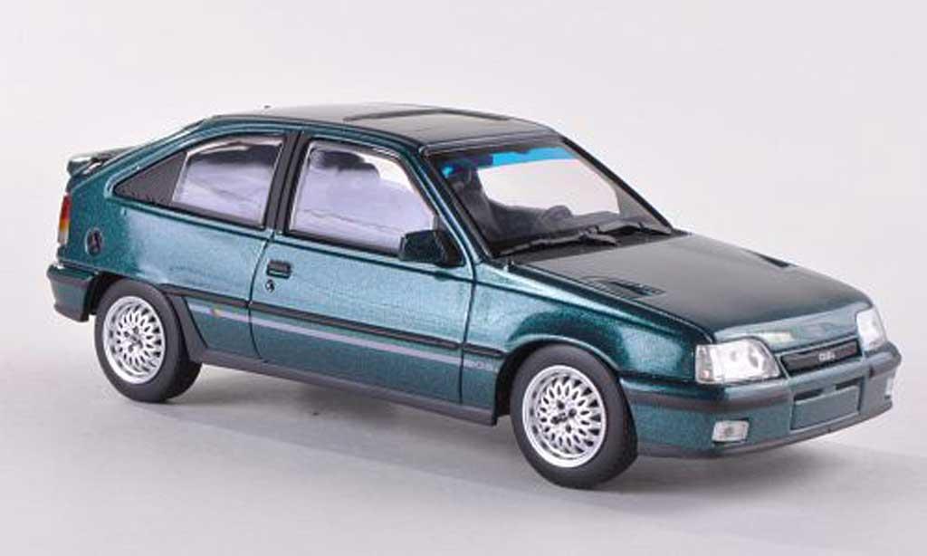 Opel Kadett GSI 1/43 Minichamps E verte   1989 miniature