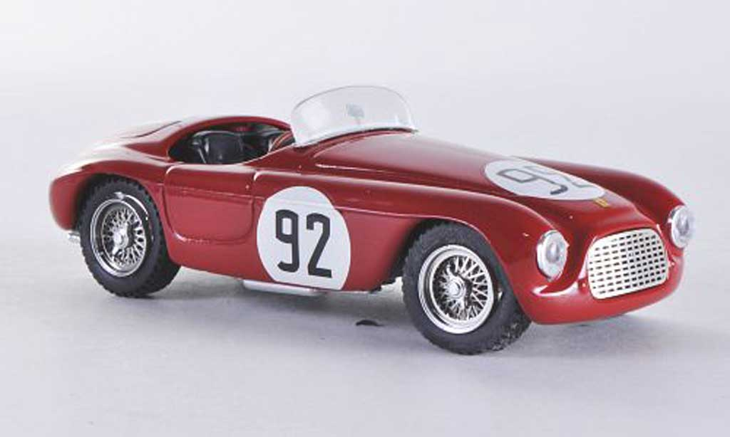 Ferrari 225 1952 1/43 Art Model S Touring G.P. di Montecarlo No.92 W.Castellotti diecast model cars