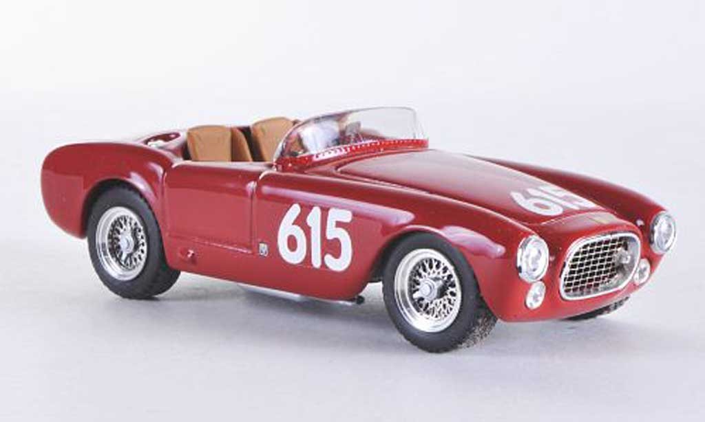 Ferrari 225 1952 1/43 Art Model S Mille Miglia No.615 PMarzotto/Marini miniature