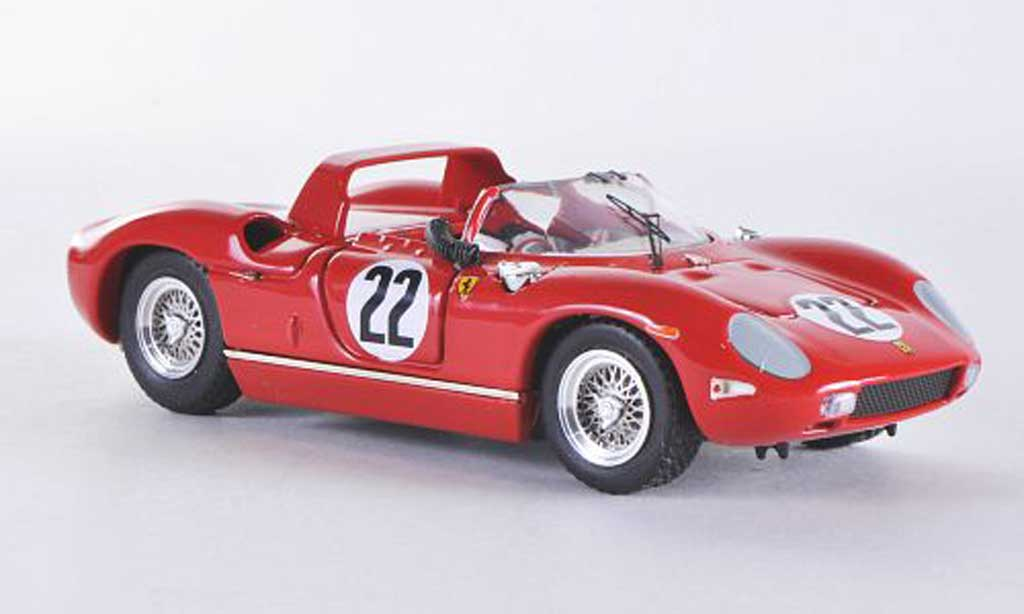 Ferrari 275 1964 1/43 Art Model P Sebring No.22 Parkes/Maglioli miniature