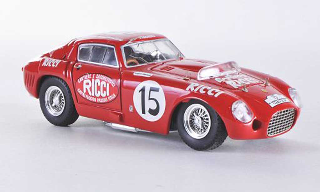 Ferrari 375 MM 1/43 Art Model Carrera Messicana No.15 1953 Stagnoli/Scotuzzi miniature