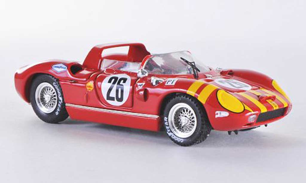 Ferrari 330 P 1/43 Art Model Sebring No.26 1965 Grossman/Hudson miniature