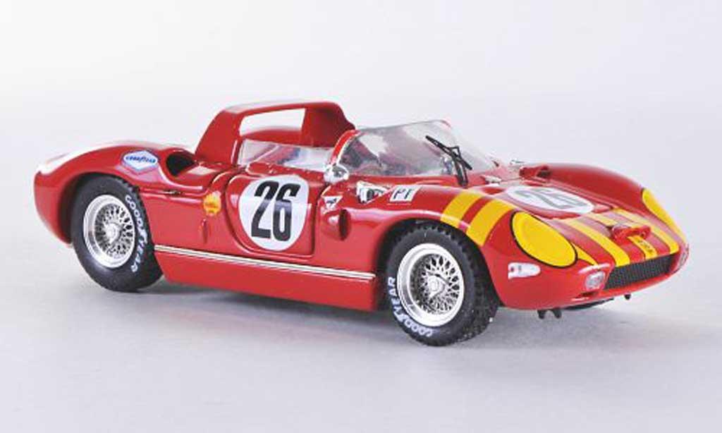 Ferrari 330 P 1/43 Art Model Sebring No.26 1965 Grossman/Hudson miniature