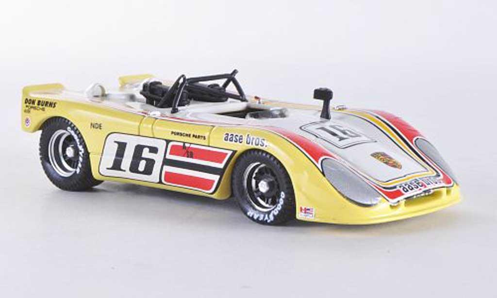 Porsche Flunder 1/43 Best Watkins-Glen No.16 1974 D.Aase miniature