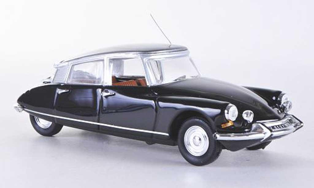 Citroen DS 19 1/43 Rio Pallas noire 1965 miniature