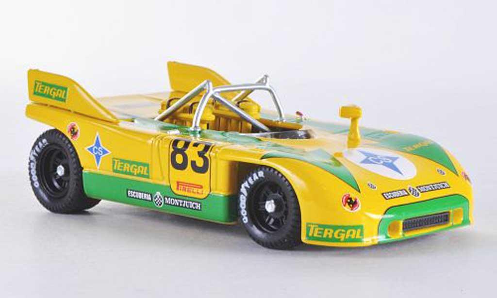 Porsche 908 1973 1/43 Best Camp.EU.Montagna No.83 J.Fernandez miniature