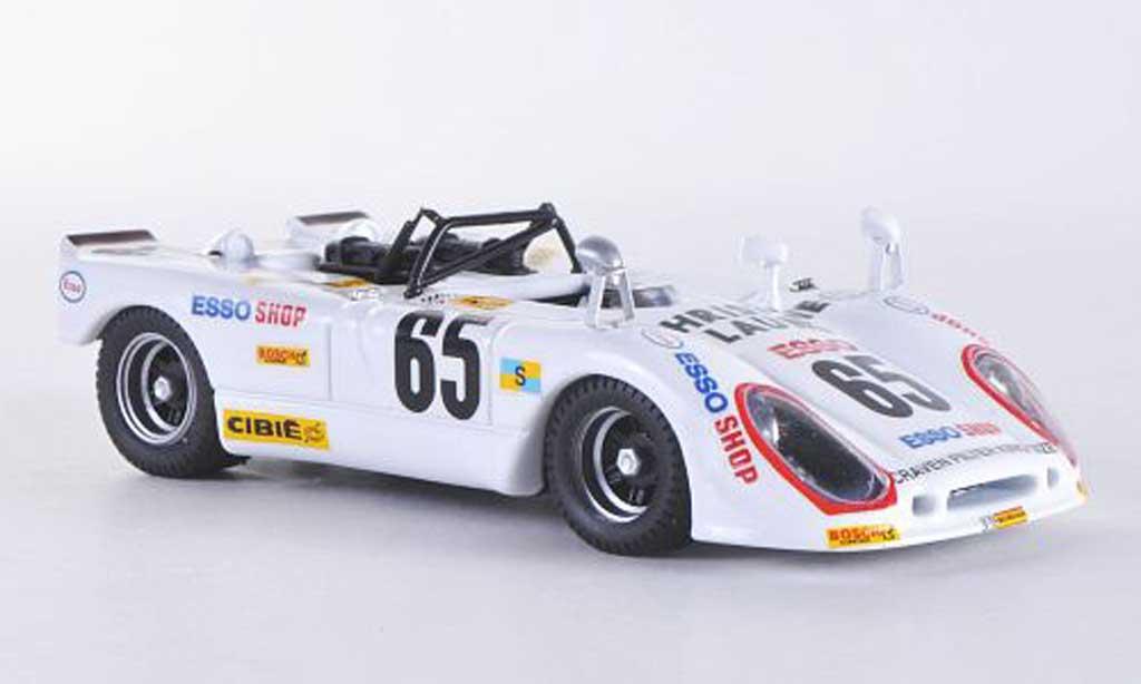 Porsche 908 1974 1/43 Best Flunder Le Mans No.65 Poirouge/Rondeau miniature