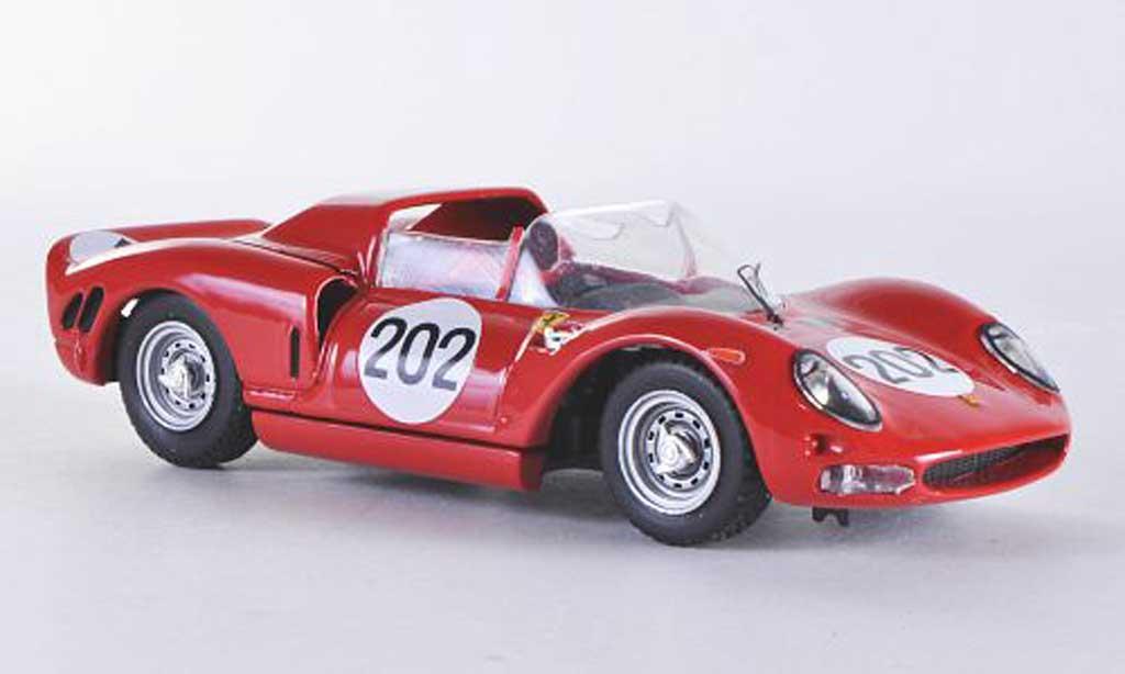 Ferrari 275 1965 1/43 Best P Targa Florio No.202 Parkes/Scarfiotti miniature