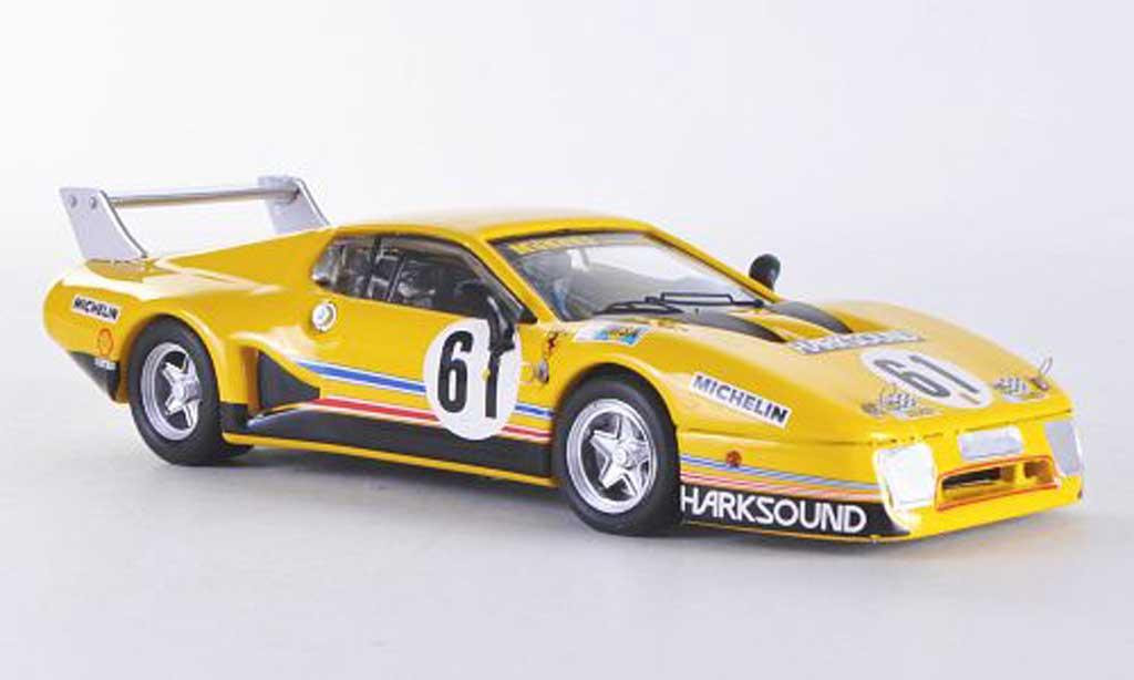 Ferrari 512 BB LM 1/43 Best Le Mans No.61 1980 Beaurlys/Faure modellautos