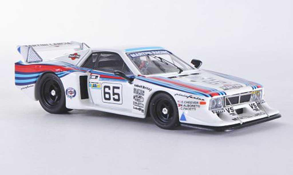 Lancia Beta Monte Carlo 1/43 Best NO.65 1981 Cheever/Alboreto/Facetti miniature