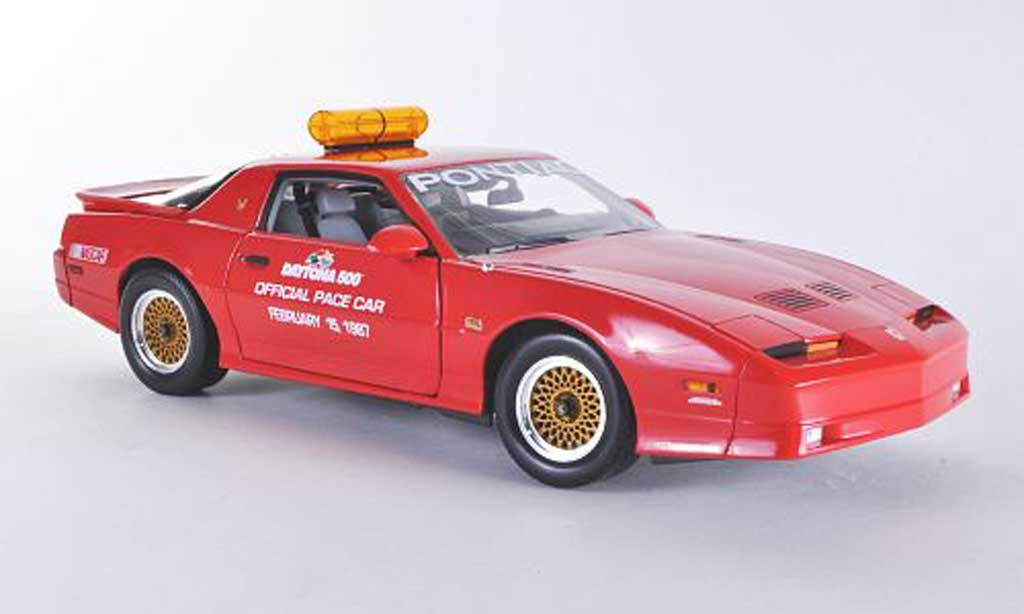 Pontiac Trans Am 1/18 Greenlight GTA Daytona 500 Pace Car 1987 miniature
