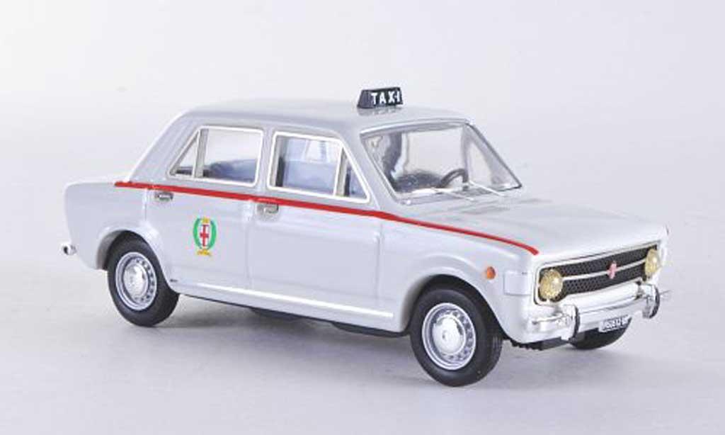 Fiat 128 1/43 Rio Taxi Milano 1972 miniature