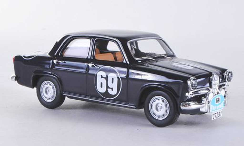 Alfa Romeo Giulietta 1/43 Rio Rally Acropoli No.69 1959 miniature