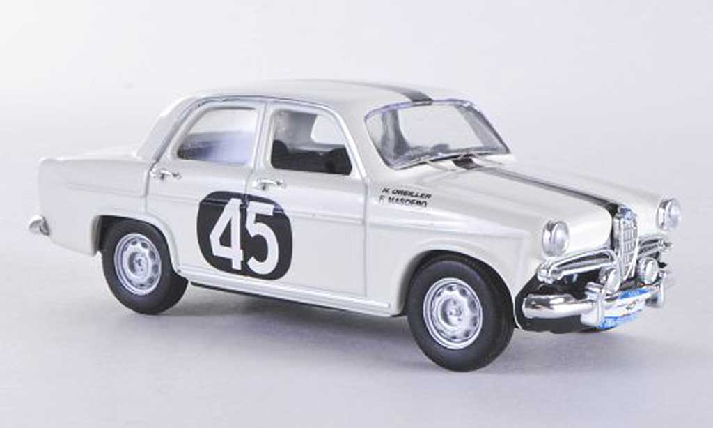 Alfa Romeo Giulietta Ti 1/43 Rio Tour France No.45 1959 diecast model cars