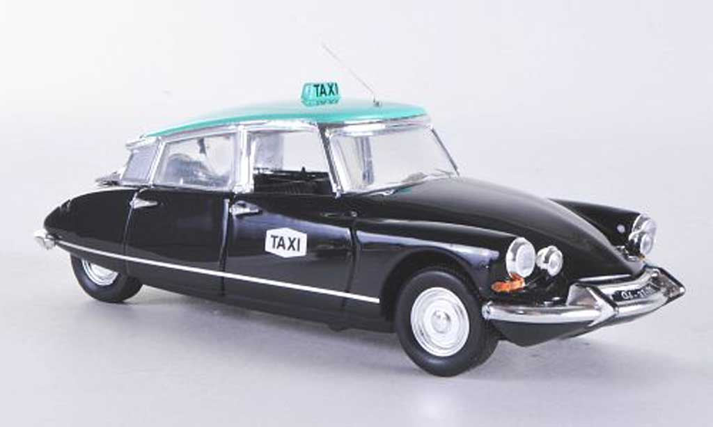 Citroen DS 19 1/43 Rio Taxi Portugal 63 miniature