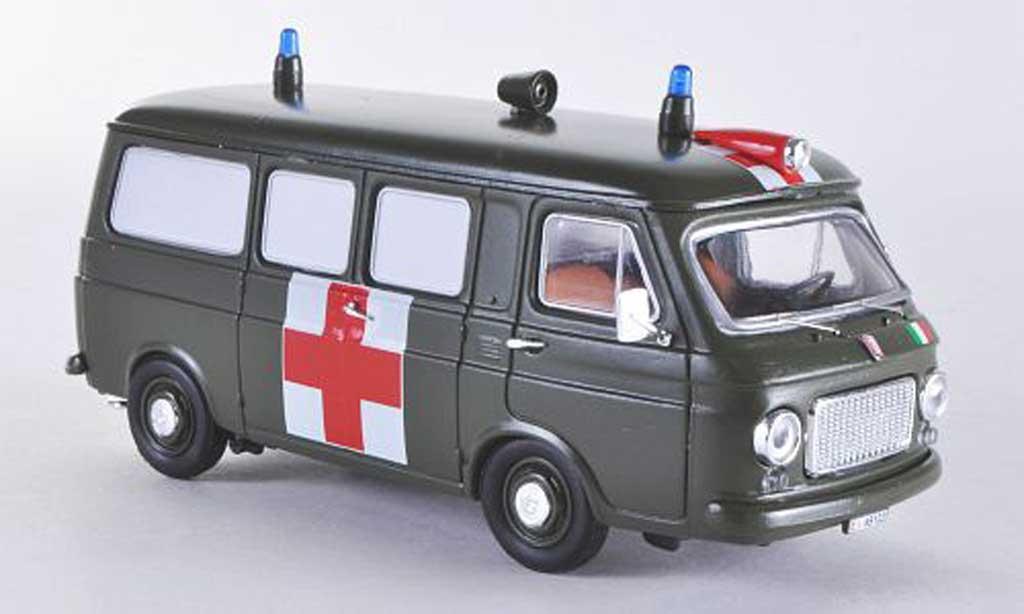 Fiat 238 1/43 Rio Ambulanz Armee Italien miniature