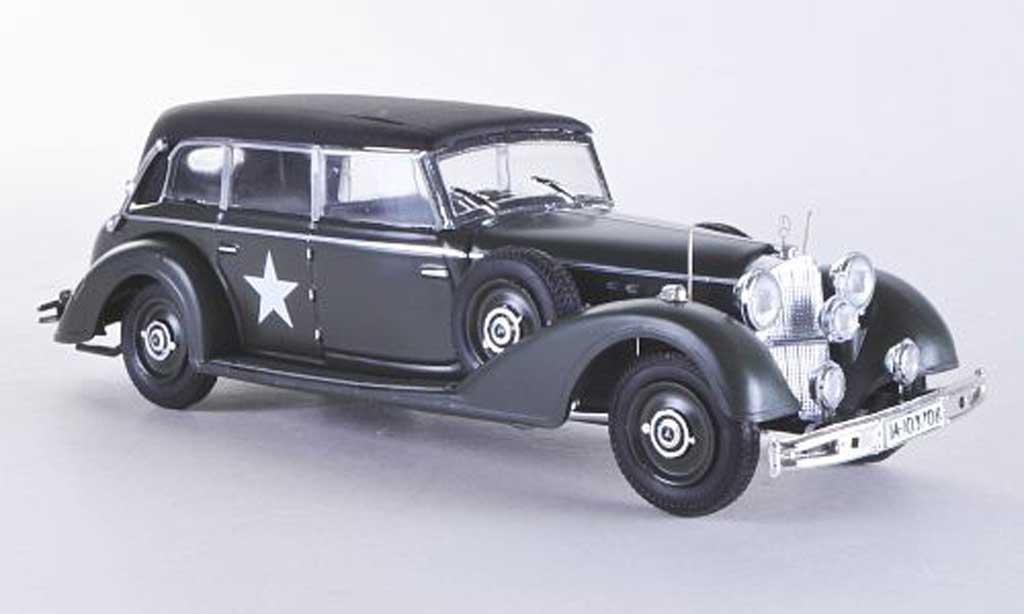 Mercedes 770 1/43 Rio Benz U.S.A. Armee 1945 miniature