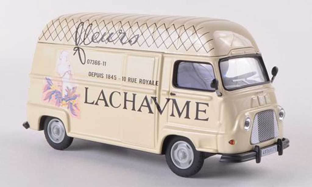 Renault Estafette 1/43 Eligor Lachaume Fleurs modellino in miniatura