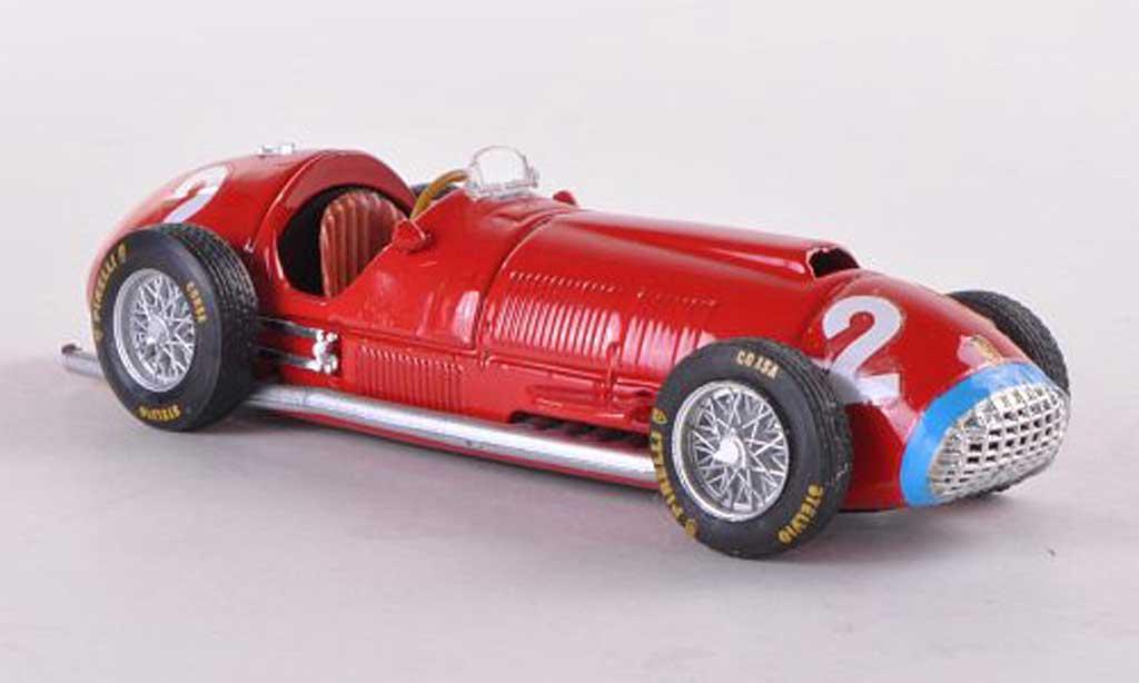 Ferrari 375 1/43 Brumm Nr.2 A. Ascari Italy GP 1951 miniature