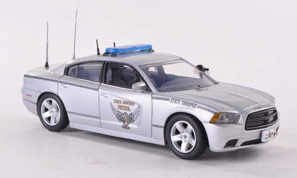 Dodge Charger Police 1/43 First Response Ohio State Highway Patrol Polizei (US) 2012 miniature