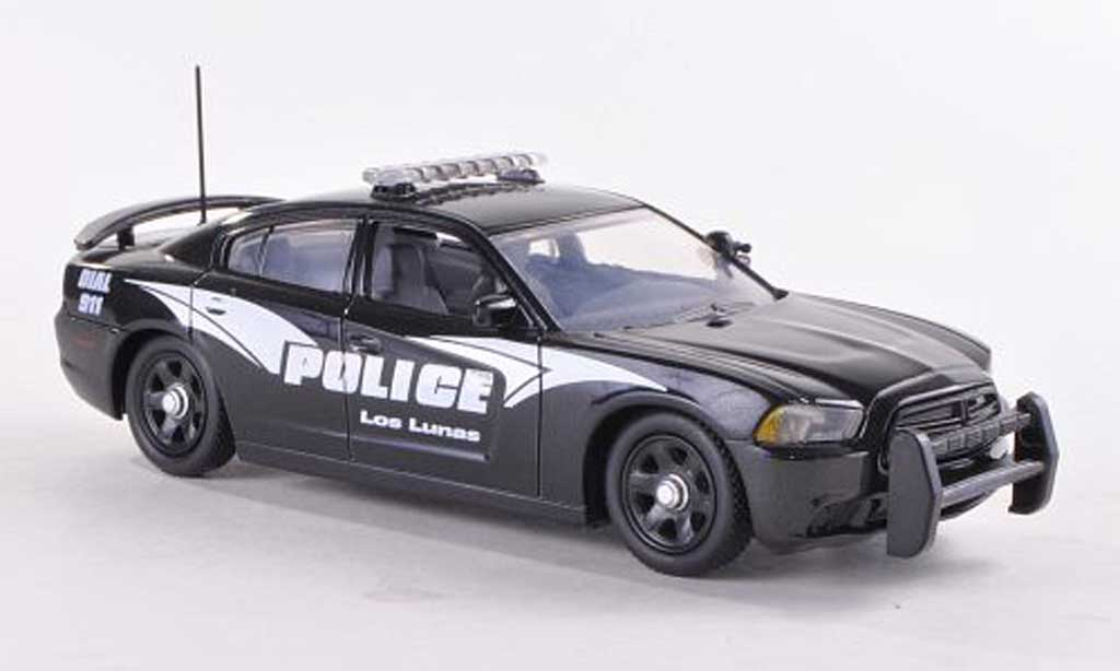 Dodge Charger Police 1/43 First Response Los Lunas New Mexico Polizei (US) 2012 miniatura
