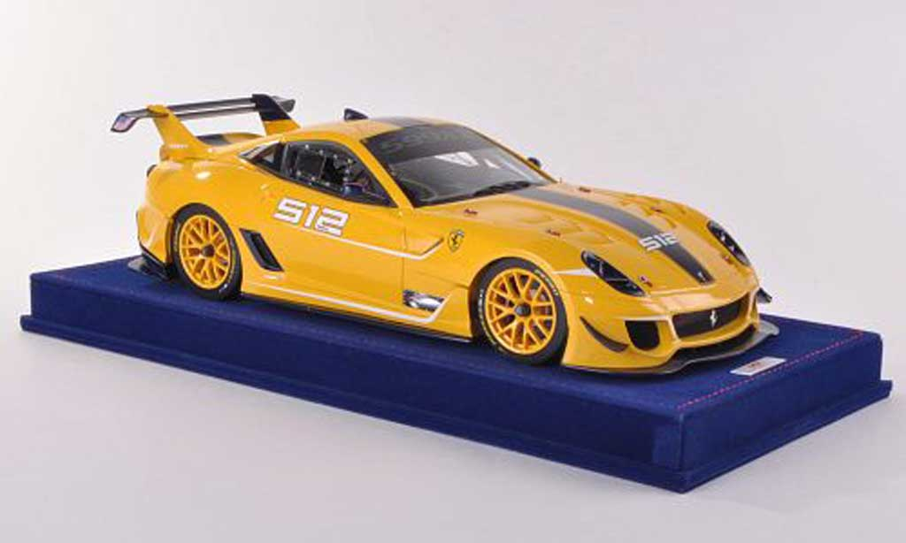 Ferrari 599 XX 1/18 MR Collection Evo No.512  diecast