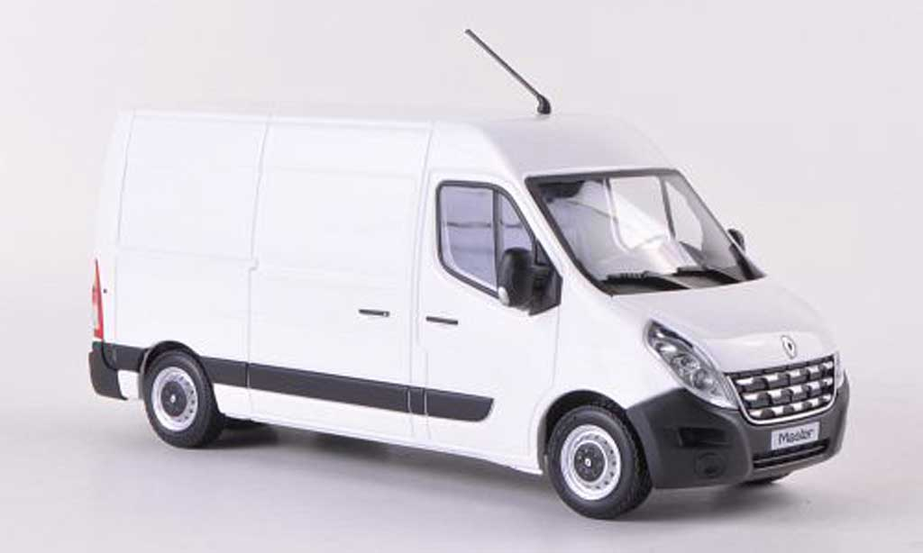 Renault Master 1/43 Eligor Boite blanche miniature