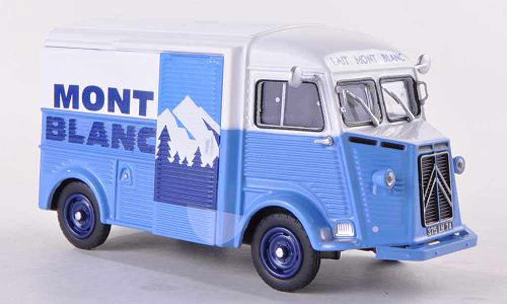 Citroen Type H 1/43 Eligor Kasten Mont Blanc  miniature