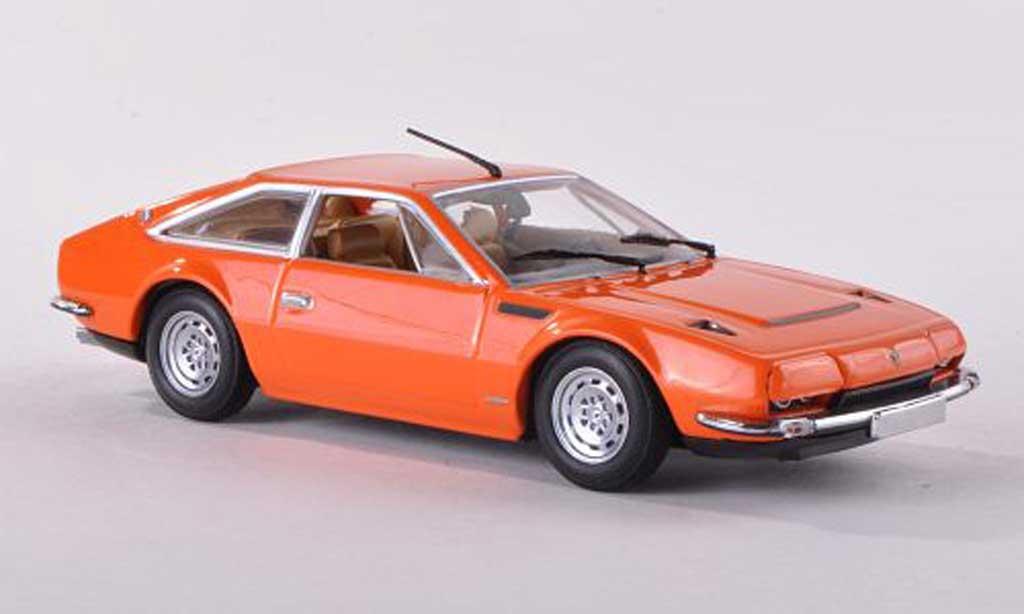 Lamborghini Jarama 1/43 Minichamps l  1974 diecast