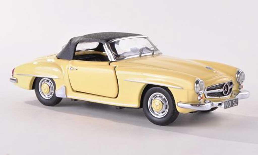 Mercedes 190 SL 1/43 Rio jaune 1955 miniature