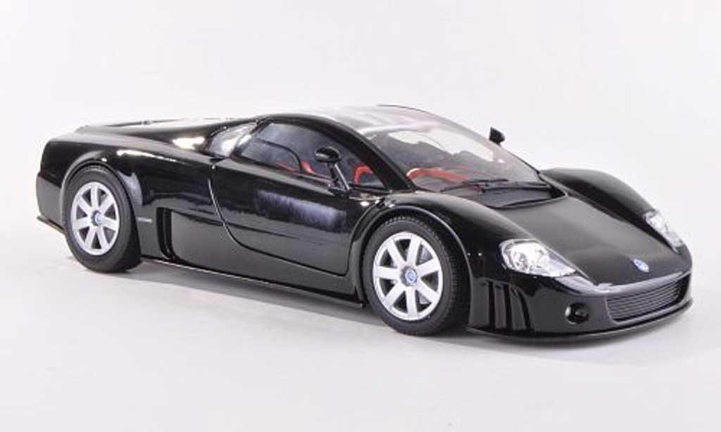 Volkswagen W12 1/18 Motormax Nardo black Showcar  diecast