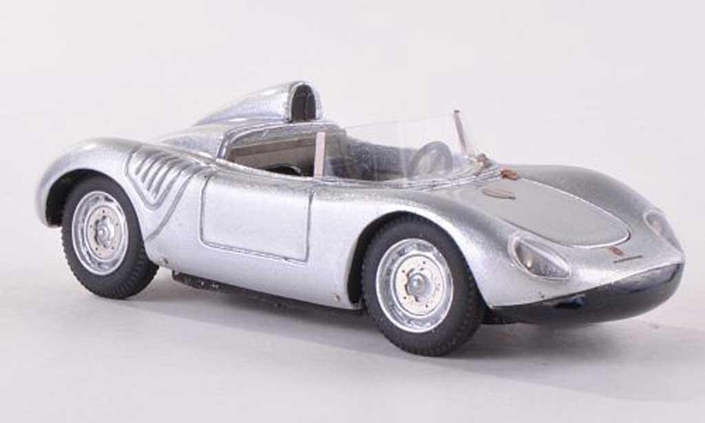 Porsche RS 1/43 Jolly Model 1500 Stradale grise/bleue  1950 miniature