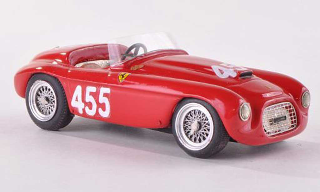 Ferrari 166 1950 1/43 Jolly Model SC Carrozzeria Fontana No.455 Targa Florio V.Marzotto miniature