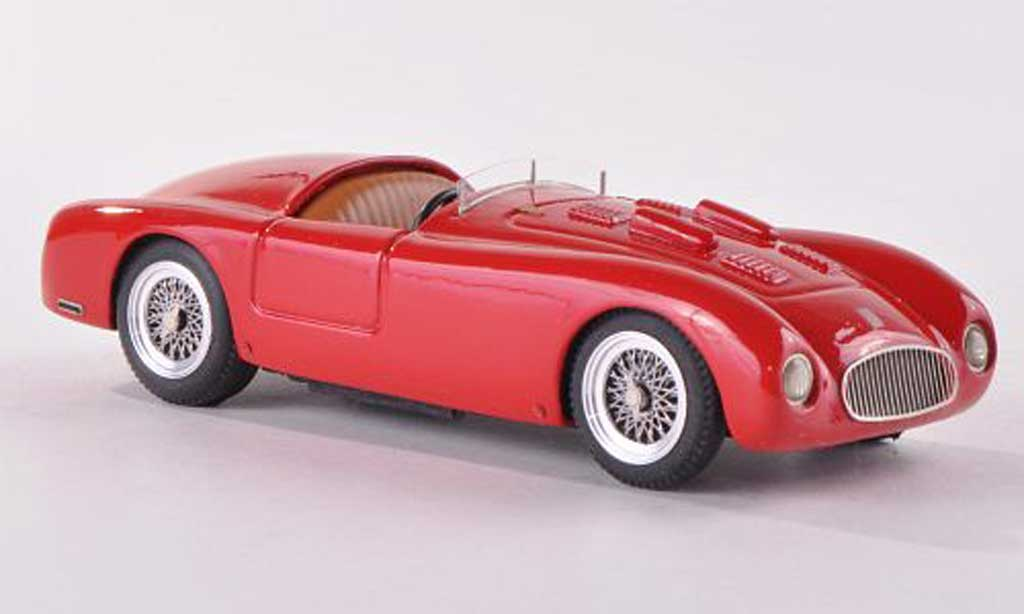 Fiat 1100 1948 1/43 Jolly Model Motto rouge RHD miniature