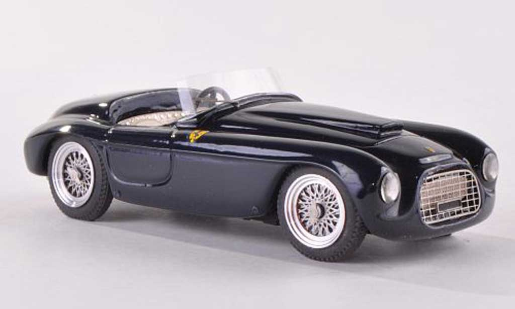 Ferrari 166 1950 1/43 Jolly Model SC Carrozzeria Fontana bleue RHD miniature
