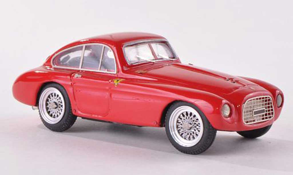 Ferrari 166 1953 1/43 Jolly Model MM Berlinetta Zagato Rossa diecast model cars