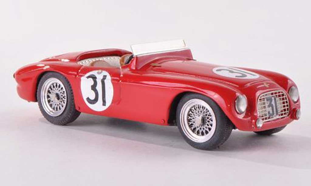 Ferrari 212 1951 1/43 Jolly Model Export Le Mans No 31 C.Morgan / F.Cornacchia miniature