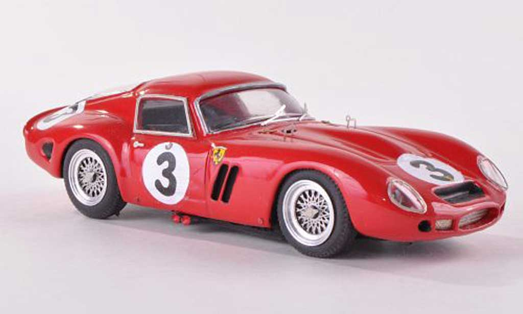 Ferrari 250 GTO 1962 1/43 Jolly Model GP Angola Luanda No.3 C.Morgan / F.Cornacchia miniature