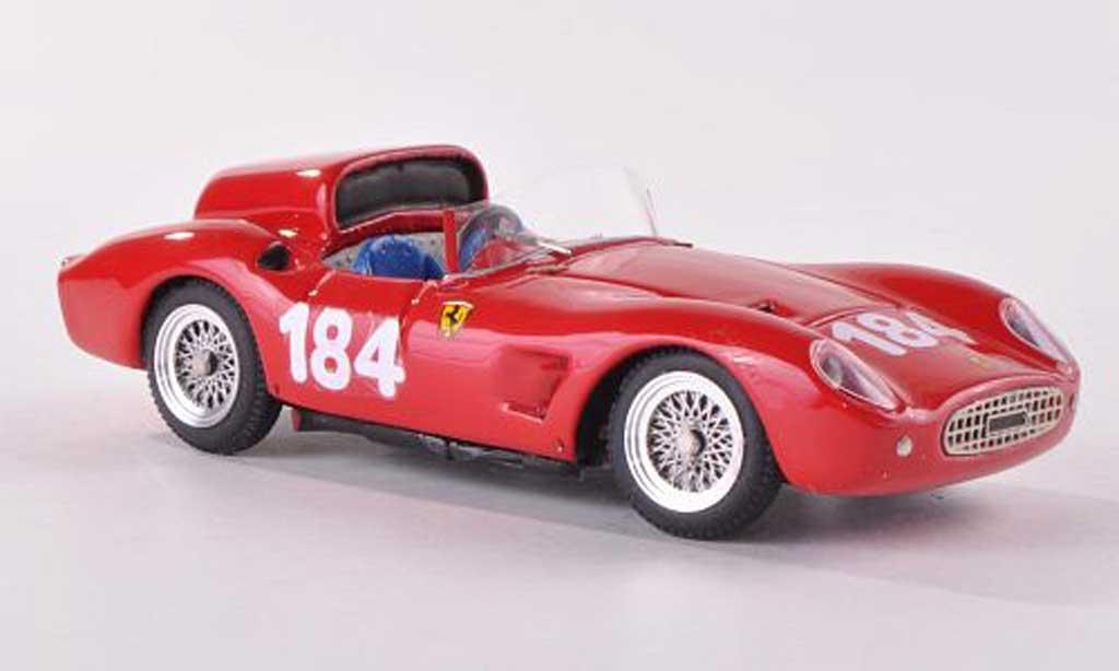 Ferrari 500 TRC 1/43 Jolly Model Targa Florio No184 1954 F.Tagliavia/ S.Semilia diecast model cars
